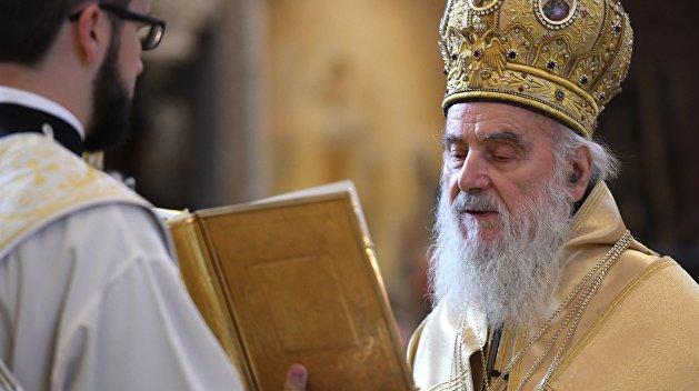 Сербская церковь: Если мы признаем власть «православного папы», то перестанем быть православными