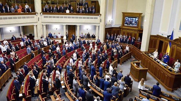 Корнейчук: Рада в любом случае проголосует за военное положение