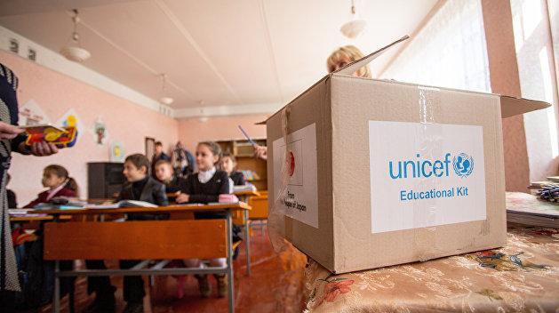 ЮНИСЕФ призвал остановить травлю детей в украинских школах