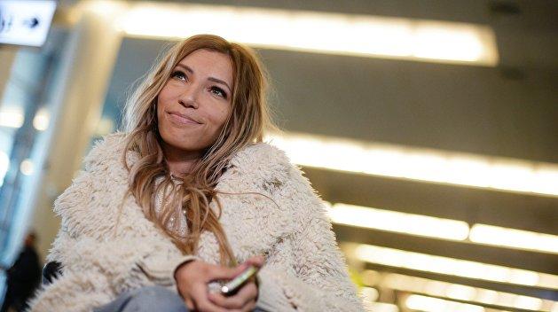 СБУ подготовила документы о запрете въезда Самойловой на Украину до 2020 года