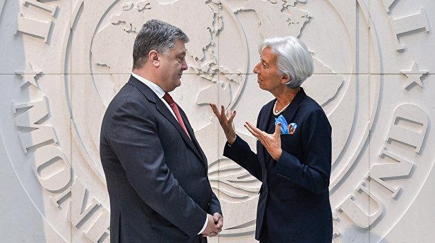 Надежда Украины рушится: МВФ готовится к «мрачным дням»