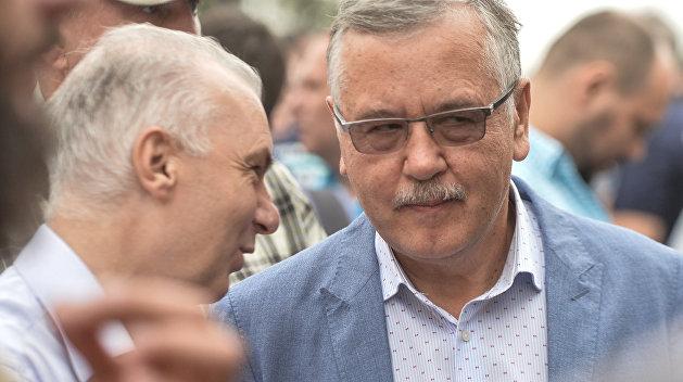 Журналисты раскрыли подробности предстоящих переговоров Гриценко и львовского мэра