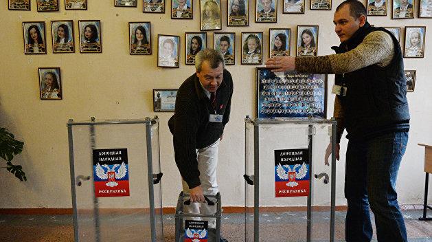ЦИК ЛНР: За пост главы республики будут бороться 8 претендентов