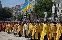 Зашли через церковь. США отрывают Украину от России