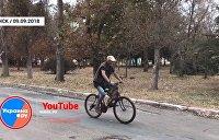Армянск: как живет город после выброса вредных химикатов