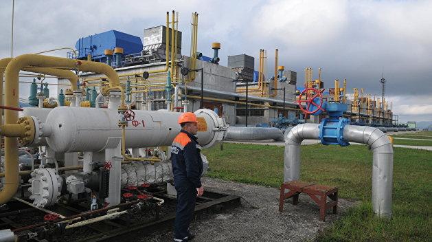 Украина собралась конкурировать с Россией на газовом рынке