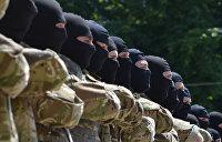ДНР: Натовские инструкторы начали тренировать нацистов из «Азова» и «Аратты»