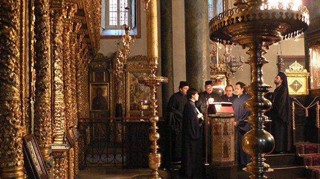 ОП Союзного государства: Константинополь подрывает межправославное единство