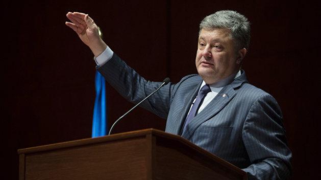 Политолог рассказал, как Порошенко будет уничтожать своих конкурентов