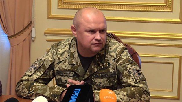 Зеленский уволил с военной службы экс-замглавы СБУ Демчину