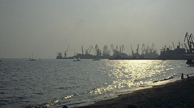 «Веселый Роджер» над Бердянском: здесь будет пиратская база ВМС Порошенко