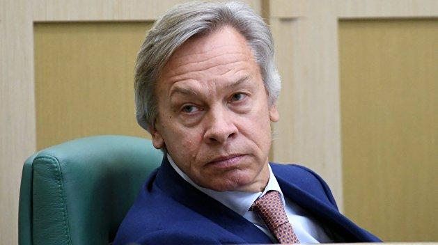 Пушков анонсировал выступление Кирилла Вышинского в Совете Федерации России