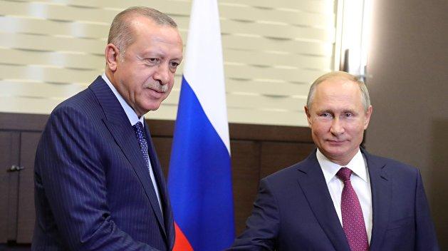 Владимир Путин: В позитивных взаимоотношениях России и Турции есть и сложные вопросы