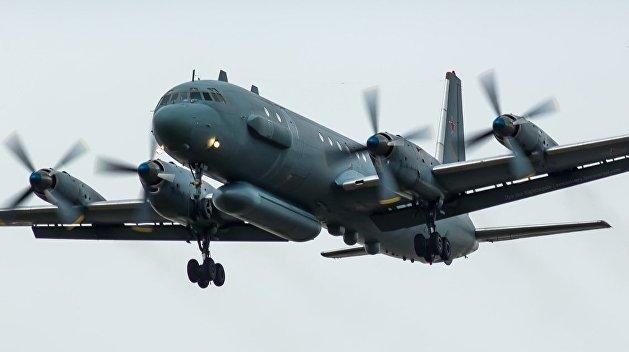 В Сирии пропал российский самолет Ил-20