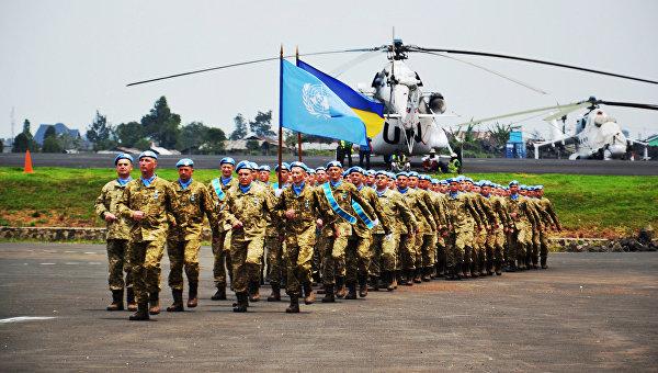 Неизбежность. Без России ввести миротворческую миссию ООН на Донбасс не получится