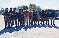 Морской спецназ готовится к атаке: Итальянцы обучают диверсантов из Украины