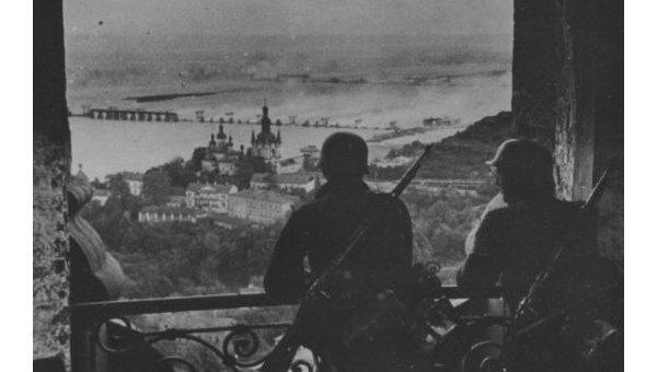 19 сентября. Нацисты захватили Киев