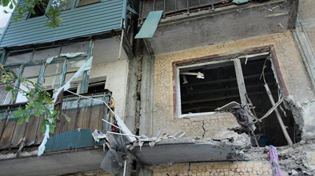 Конфликт в Донбассе. Киевские силовики несут потери