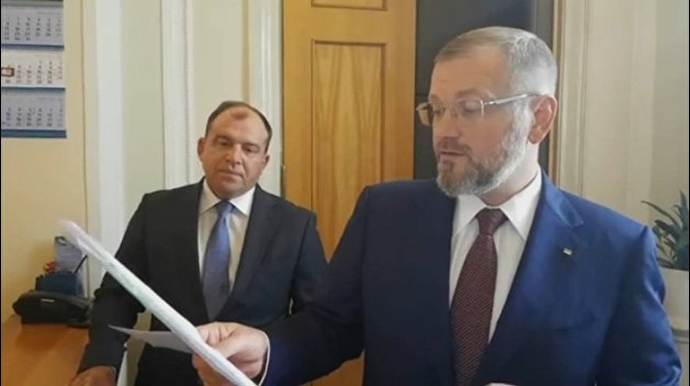 За что Луценко хочет лишить неприкосновенности Вилкула и Колесникова