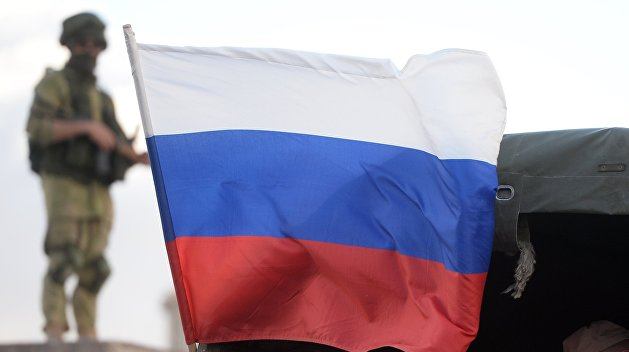 Российские военные провели патрулирование вдоль Голанских высот в Сирии