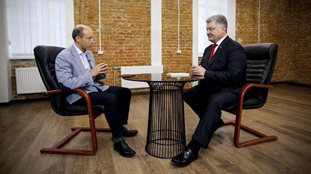 Порошенко: Ни одна капля крови не прольется на Украине после получения томоса
