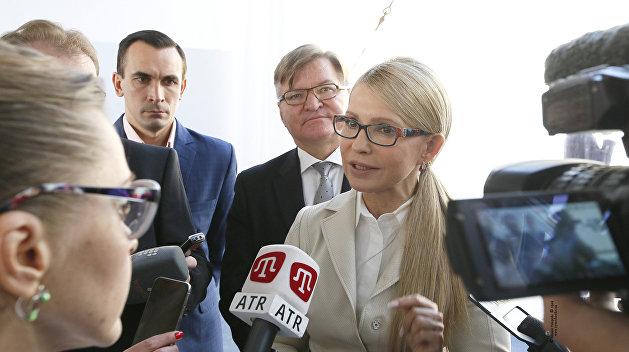Опрос: Стали известны лидеры президентского рейтинга на Украине