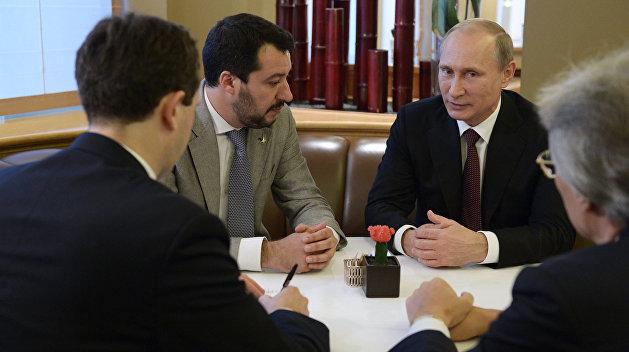 Глава МВД Италии: Путина в России любят и будут поддерживать - он возродил гордость русского народа