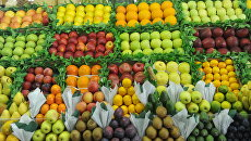 На Украине отечественные фрукты и овощи будут продавать по цене экзотических