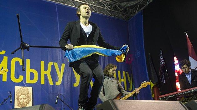 Партия «Голос» ожидает судов из-за агитационных концертов Вакарчука