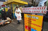 А теперь и Закарпатье: Зачем Киеву новый этнический конфликт