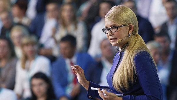 Тимошенко и Порошенко: два лица украинской политики