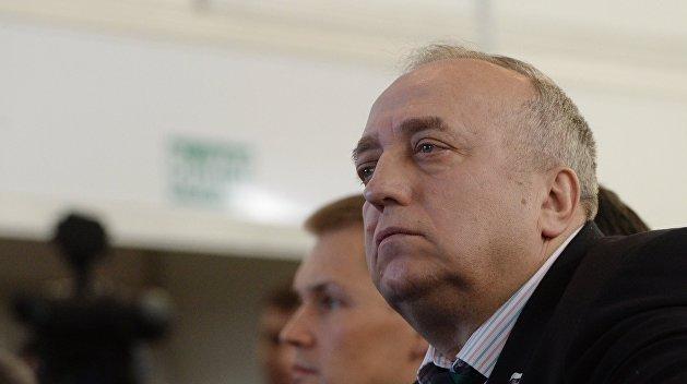 Клинцевич: Ситуация с «Нордом» спровоцировала указ о санкциях в отношении Украины