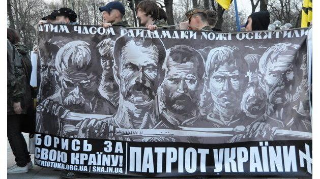 Порошенко подписал закон о приравнивании к участникам боевых действий ветеранов УПА*