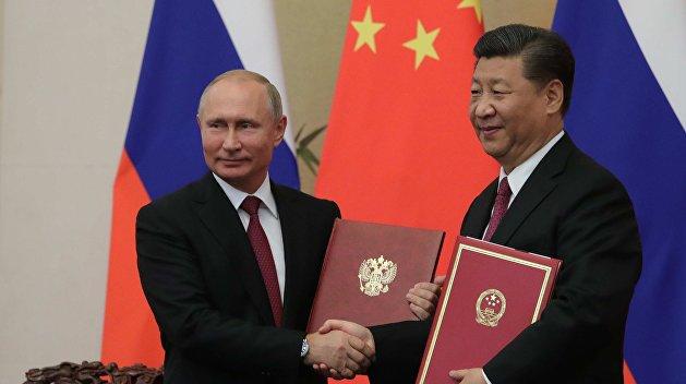 Байден подталкивает Китай и Россию к более прочному союзу — Акопов