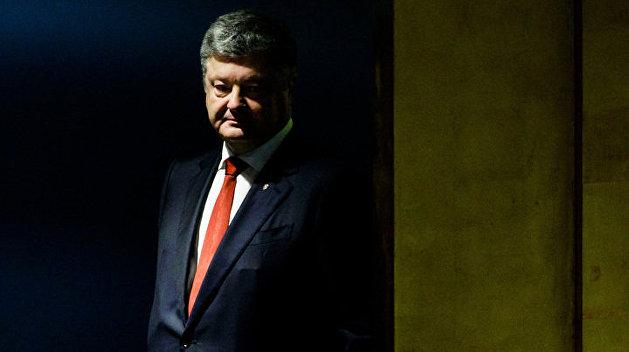 Киевский антирейтинг: Каждый второй украинец наотрез отказался голосовать за Порошенко