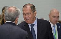 Лавров обсудил с генсеком НАТО возможное размещение базы в Польше