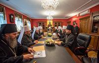 Синод УПЦ: Парламент Украины планирует захват наших святынь, храмов и монастырей
