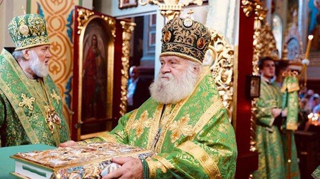 Митрополит УПЦ МП Софроний поддержал томос, но выступил против Филарета