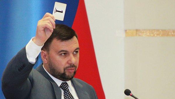 Кандидаты в главы ДНР: директор хлебозавода, пленник Ляшко и глухой сенсей