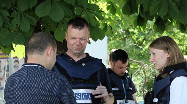 ДНР: СММ ОБСЕ не играет ключевую роль в урегулировании конфликта в Донбассе