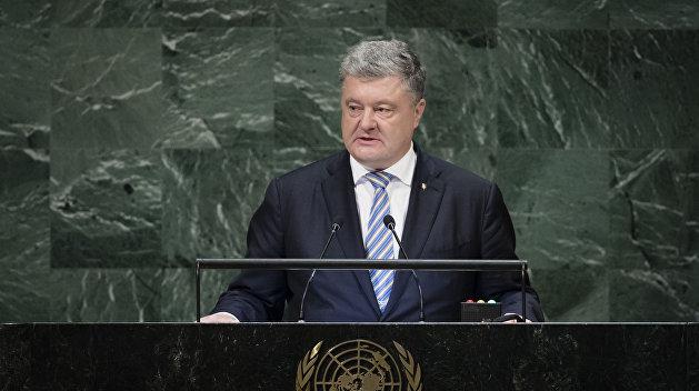 Порошенко рассказал, как Украина защищает весь мир