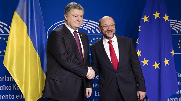 Миф разрушен: Европа дала понять, что ничего не должна Украине