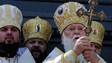 Православная церковь Украины. Как раскольник Филарет создал свою партию
