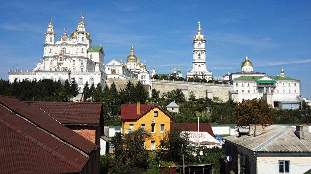 РПЦ: Киев может отобрать Почаевскую лавру, но в ней некому будет служить