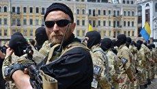 Украинцы не хотят оправдывать преступления добробатовцев — опрос