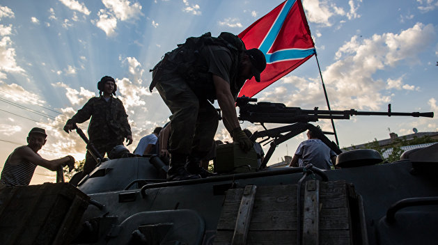 Михеев: В 2014 году нужно было перевести весь Юго-Восток в режим ЛДНР