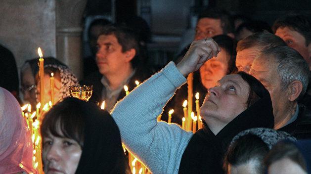 Глава Пресс-службы УПЦ: Рада положила начало рейдерским захватам храмов