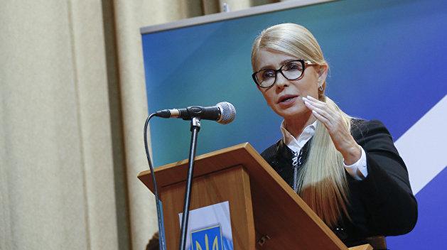 Власенко: Тимошенко хочет власти, но не денег