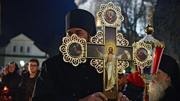 РПЦ: Духовенство Украины не предаст каноническую православную церковь