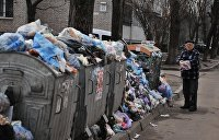 Печальный титул. Киев становится мусорной столицей Украины